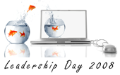 Leadership day logo