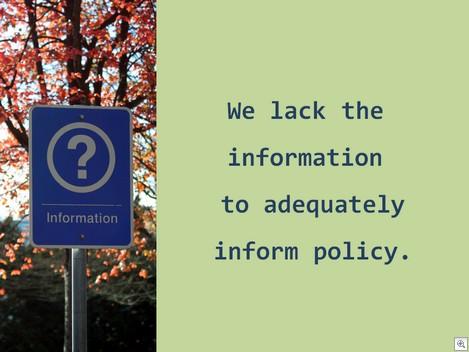 welacktheinformation